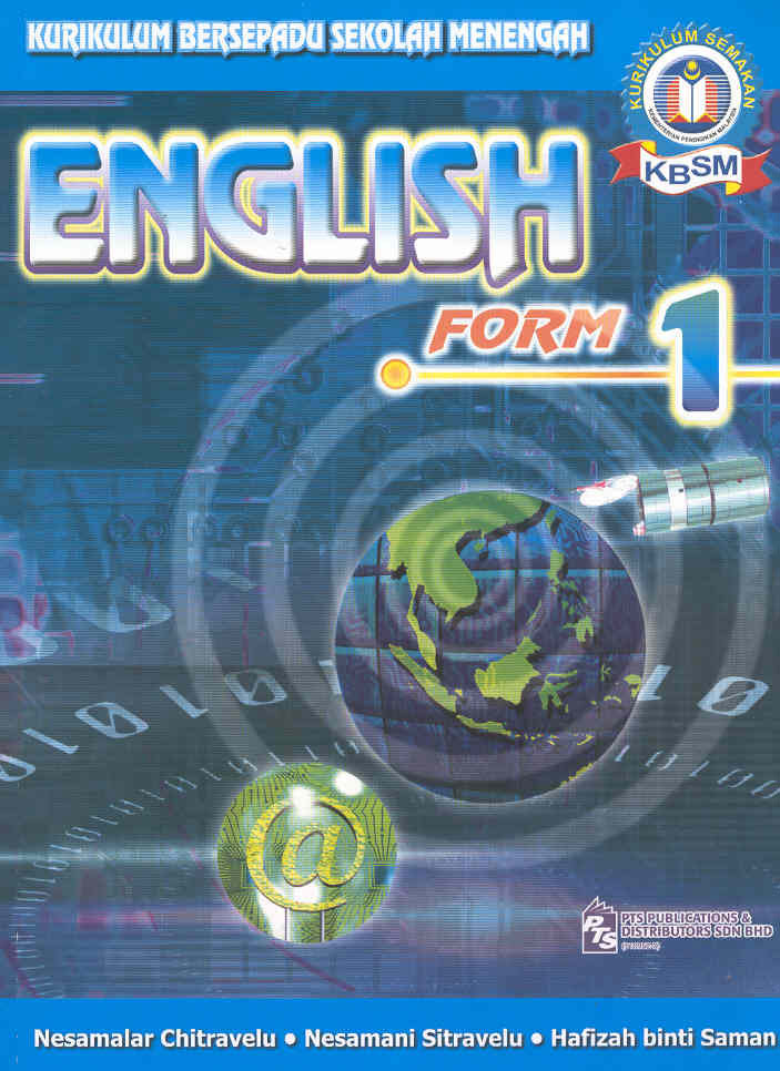 Elementary English Textbooks a Malaysian English Textbook