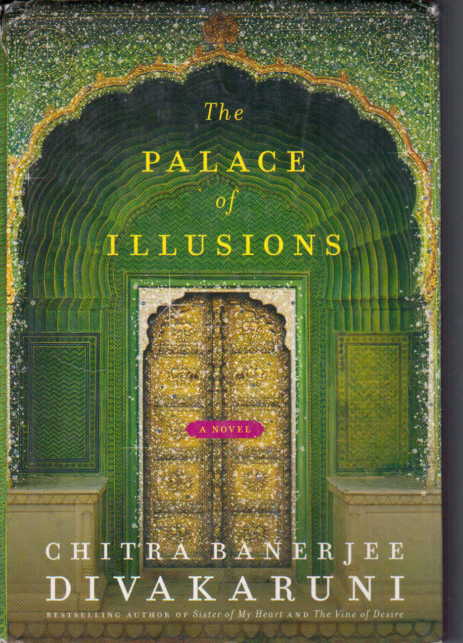 The Palace of Illusions, by Chitra Banerjee Divakumari