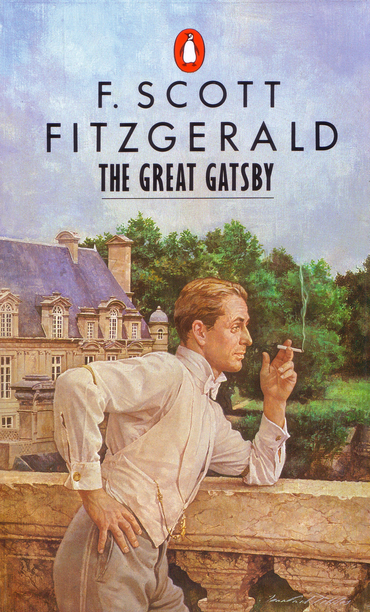 the great gatsby novel pdf